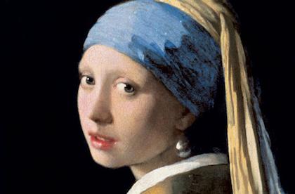ragazza con l'orecchino di perla veermer mostra palazzo fava