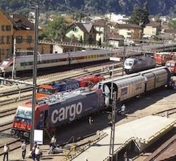 """Ferrovie, """"patto"""" concluso tra Svizzera e Italia per la linea di Luino"""