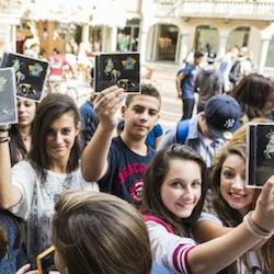 Fedez infiamma la folla di Varese