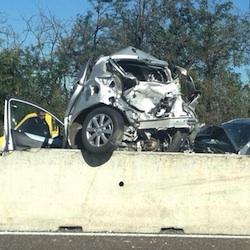 Incidente in A8, otto feriti e un morto. Autostrada chiusa