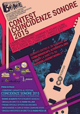 coincidenze sonore 2015