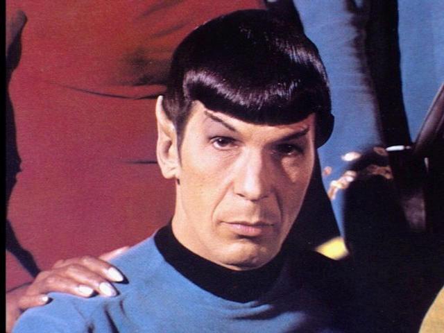 leonard nimoy dottor spock