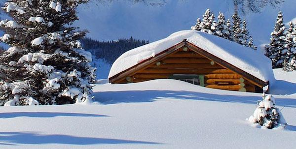 neve alpi foto