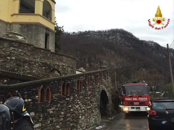 pompieri luino colmegna