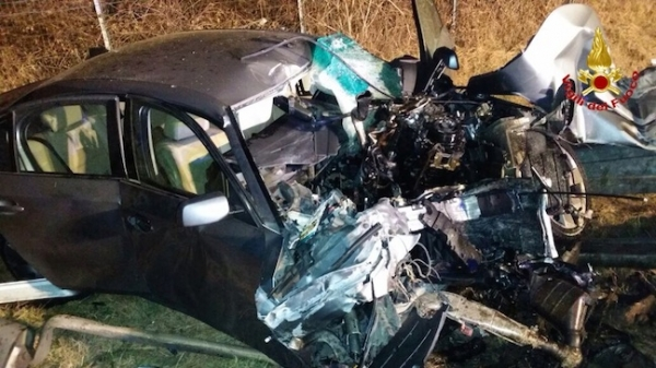 incidente stradale castellanza busto