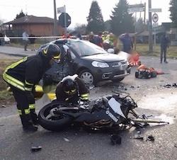 Ancora morti sulle strade,  perdono la vita due motociclisti
