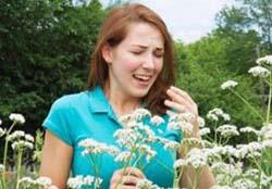 Allergia ai fiori