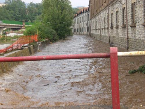 L'alluvione del luglio 2009