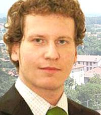 Matteo Bianchi, sindaco di Morazzone