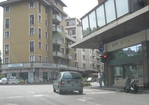 L'incrocio semaforico