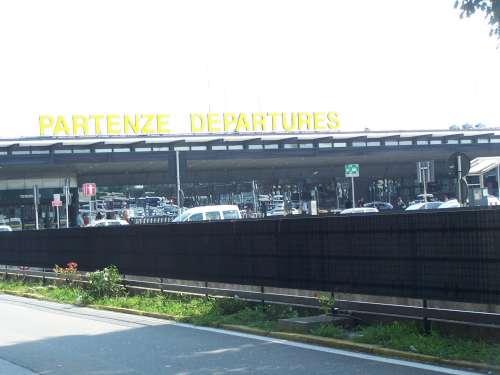 Il Terminal 2 di Malpensa