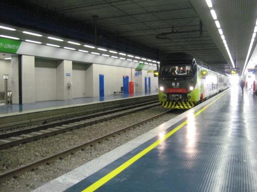 Malpensa, nuovi treni diretti per Milano