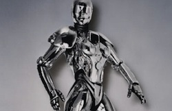 robot foto