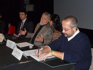 """Moni Ovadia presenta """"Sipari Uniti 2010"""""""