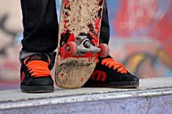 Skater a Castronno