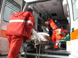 ambulanza apertura