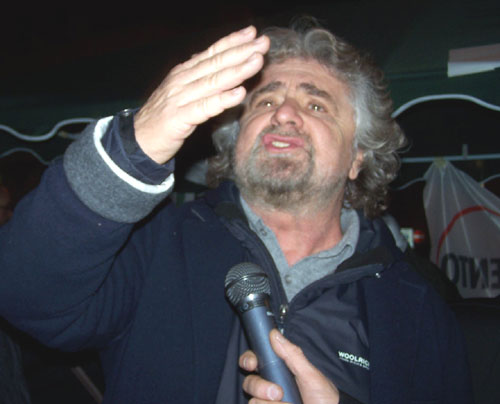 beppe grillo varese