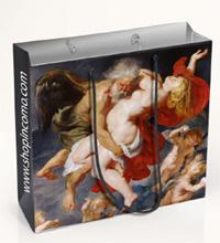 La borsa dei commercianti di Como in occasione della mostra