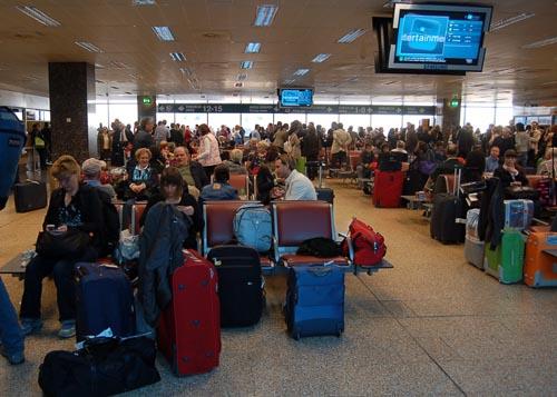 Malpensa, 18,7 milioni di passeggeri nel 2010