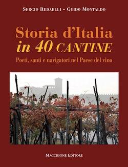storia d'italia in 40 cantine redaelli