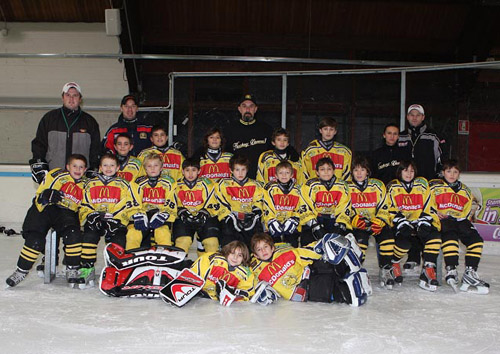 hockey club varese under 11 mastini 2010