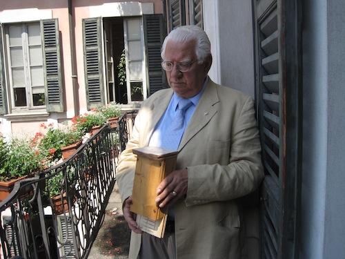 Federiconi con le bat box
