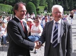 Giuseppe Redaelli, Angelo Monti