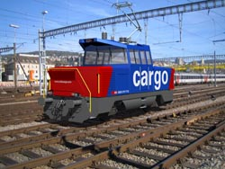 applicazione per monitorare il traffico ferroviario delle merci