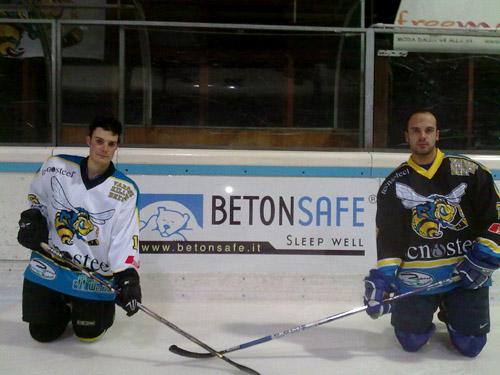 nuovo sponsor killer bees beton safe