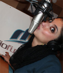 Margherita Zanatta in radio
