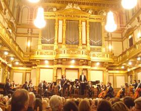 Nuova stagione di concerti per la Orchestra Filarmonica Europea