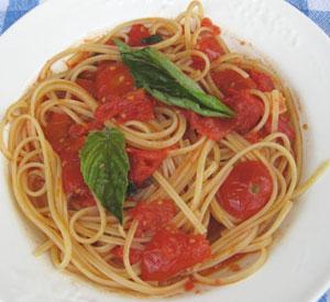 spaghetti pomodoro unesco patrimonio umanità