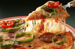 Dove si mangia la pizza più buona della provincia?