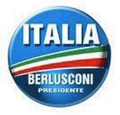 """Logo """"Italia"""" pubblicato dall'agenzia Dire"""