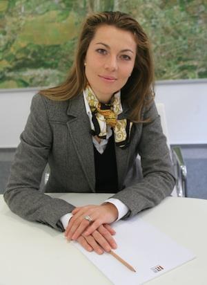 Ilona Mancikova, direttore commerciale di Fim Group repubblica Ceca
