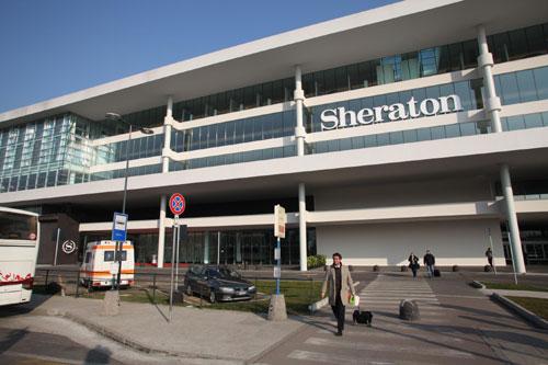Sheraton Malpensa, hotel, centro congressi e spa
