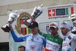 Giovanni Visconti vince il GP Insubria