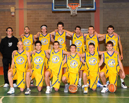basket rams daverio 2010/2011