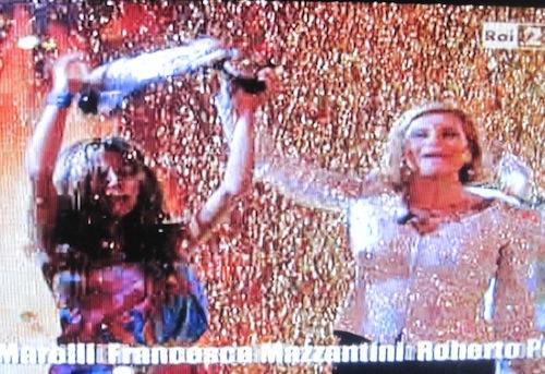 Giorgia Palmas vince l'Isola dei Famosi 2011
