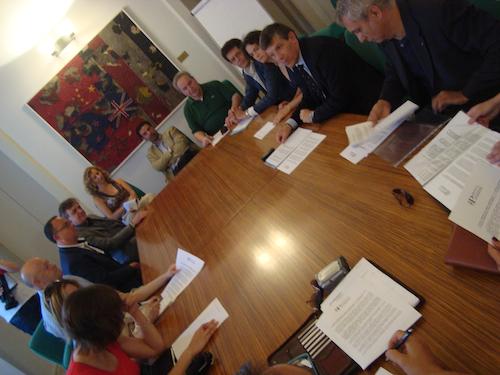 formazione panificatori accordo in provincia