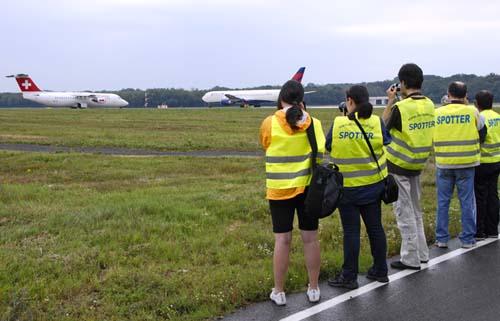 Incontri negli aeroporti