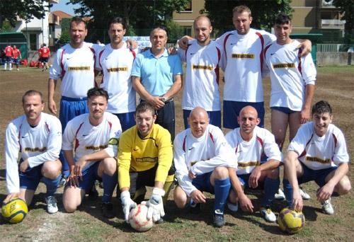 bernaschina f.c. squadra calcio campionato greov 2011