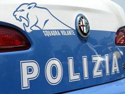 polizia volante foto