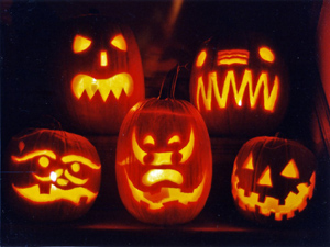 Immagine Zucca Di Halloween 94.Una Zucca Per Halloween E Un Party Per Tutti I Santi