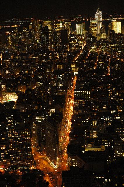 odore di incontri NYC