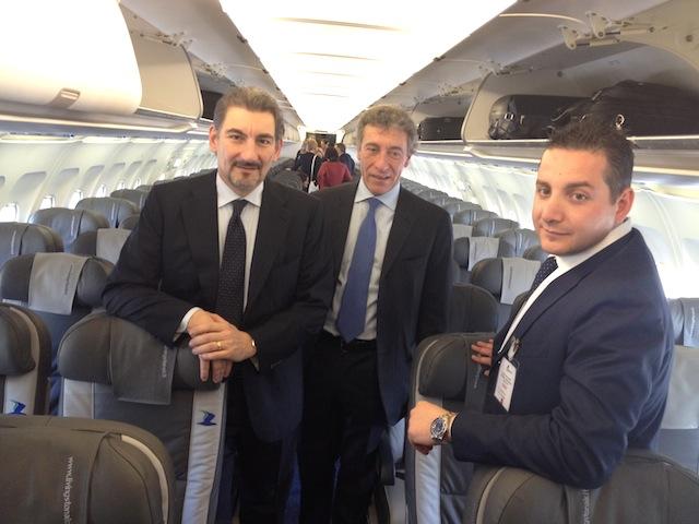 Cattaneo, Bonomi e Toto