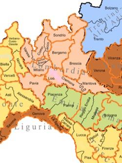 Varese Cartina.La Questura A Noi La Prefettura A Loro