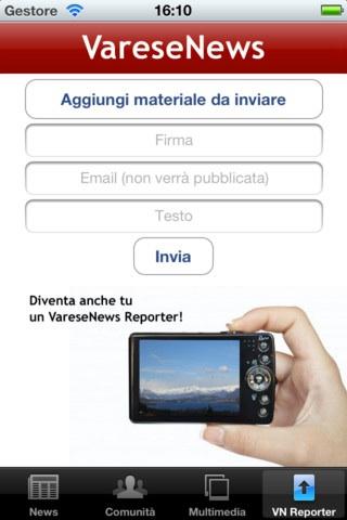 app varesenews