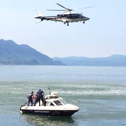 carabinieri lago prima