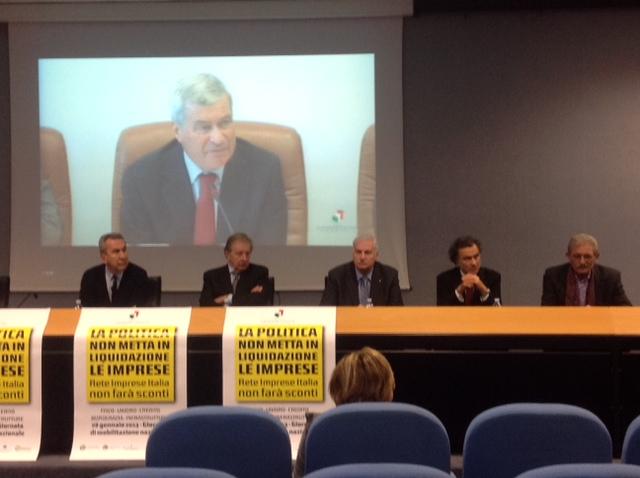 Sangalli e Rete Imprese Italia